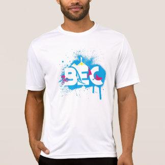 T-shirt Pièce en t unisexe de sports d'édition de BEC rad
