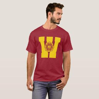"""T-shirt Pièce en t """"W """" de WNC"""