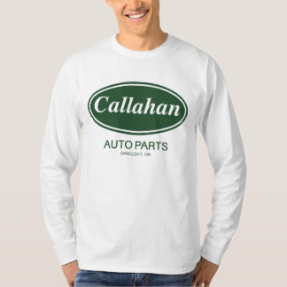 T-shirt Pièces d'auto de Callahan