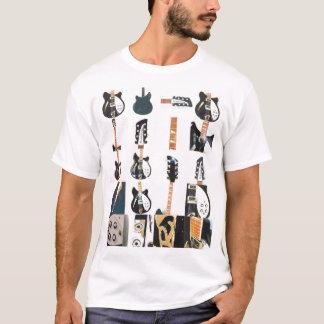 T-shirt Pièces de guitare
