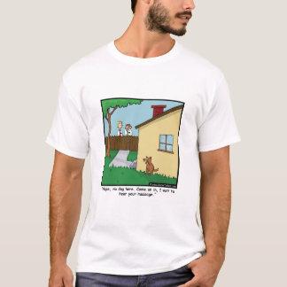 T-shirt Piège de chien