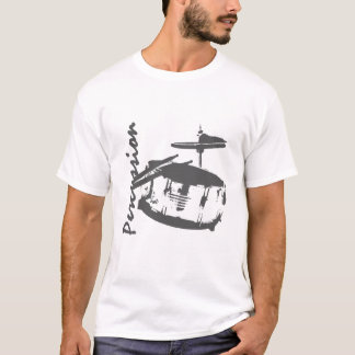 T-shirt Piège de percussion