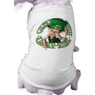 T-shirt Pierre de cajolerie irlandaise véritable
