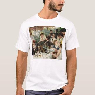T-shirt Pierre Renoir- le déjeuner de la partie de