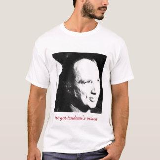 T-shirt Pierre Trudeau