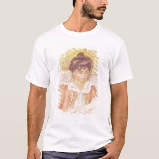 T-shirt Pierre un portrait de Renoir   de Madame Albert