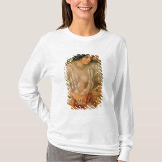 T-shirt Pierre un Renoir | Gabrielle avec des bijoux