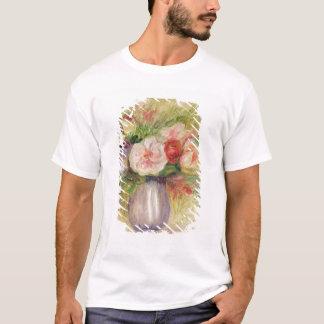 T-shirt Pierre un vase à Renoir | de fleurs