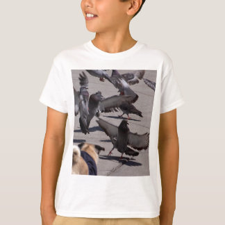 T-shirt Pigeon