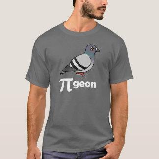 T-shirt Pigeon de Birdorable/pigeon pi