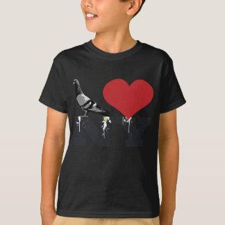 T-shirt Pigeon de NY