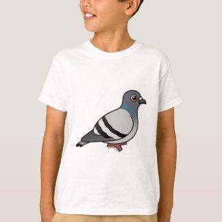 T-shirt Pigeon de roche mignon