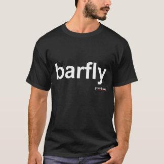 T-shirt pilier de bistrot