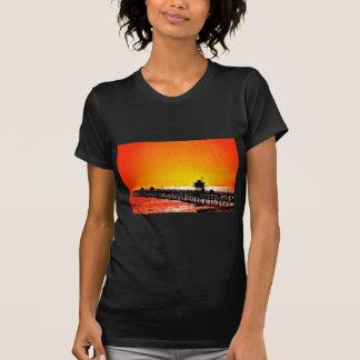 T-shirt Pilier de San Clemente, la Californie