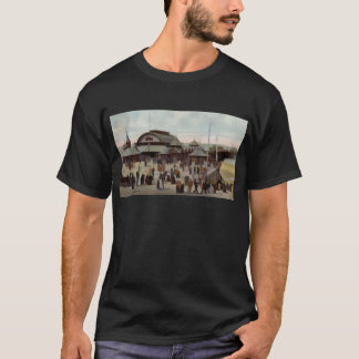 T-SHIRT PILIER DU NORD BLACKPOOL 1906