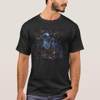 T-shirt Piliers de nébuleuse d'Eagle de création près
