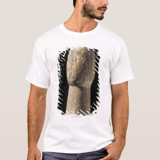 T-shirt Pilon en bois utilisé