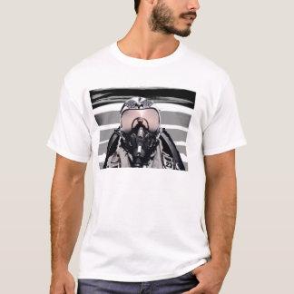 T-shirt Pilote d'avion de chasse - 23
