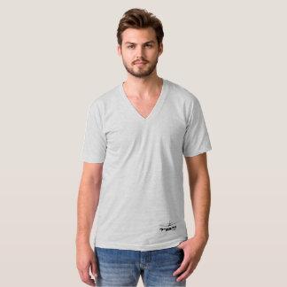 T-shirt Pilote de chemise de V-Cou (habillement américain)
