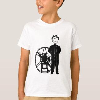 T-shirt Pilote de Paramotor