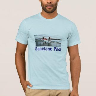 T-shirt Pilote d'hydravion