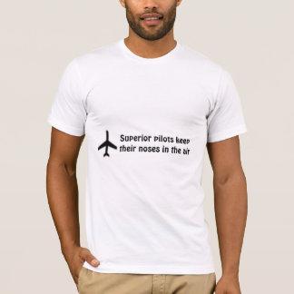 T-shirt Pilote supérieur