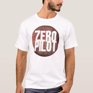 T-shirt Pilote zéro - logo