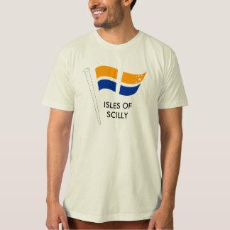 T-shirt Piloter la croix de Scillonian