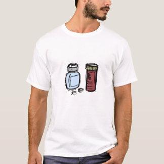 T-shirt Pilules folles
