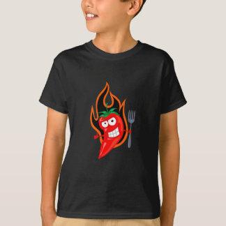 T-shirt Piments chauds