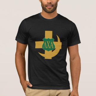 T-shirt Pin d'amitié de Chi de lambda