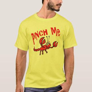T-shirt Pincez-moi partie d'écrevisses