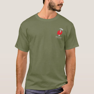 T-shirt Pinchy foncé T des hommes