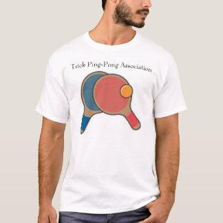 T-shirt ping-pong, association de ping-pong de tour
