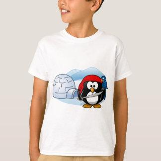 T-shirt Pingouin antarctique de Pitate