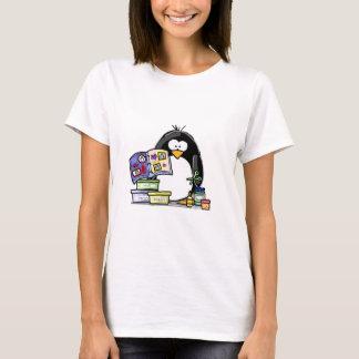 T-shirt Pingouin d'album