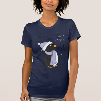T-shirt Pingouin dans la crainte