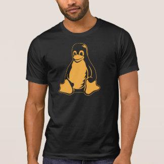 T-shirt Pingouin de Tux - (Linux, Open Source, Copyleft,