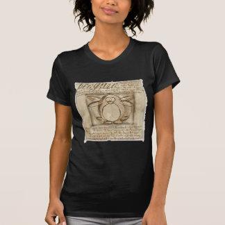 T-shirt Pingouin de Vitruvian