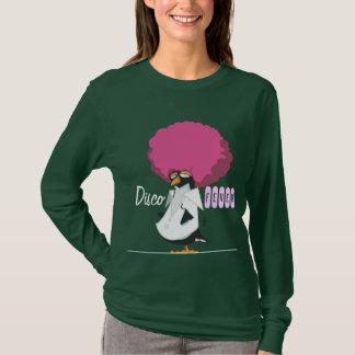 T-shirt Pingouin Disco manches longues