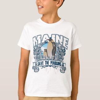 T-shirt Pingouin Maine