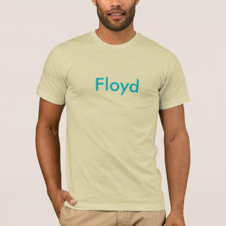 T-shirt Pink Floyd (simple)