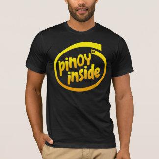 T-shirt Pinoy à l'intérieur