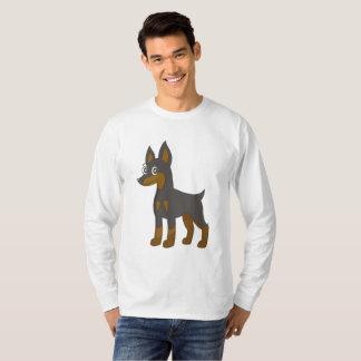 T-shirt Pinscher allemand