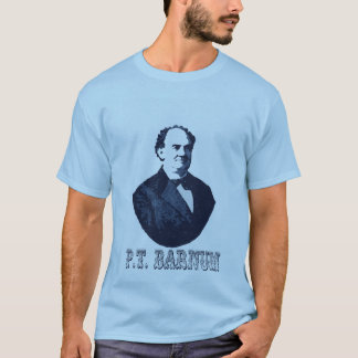 T-shirt Pinte Barnum - instigateur principal