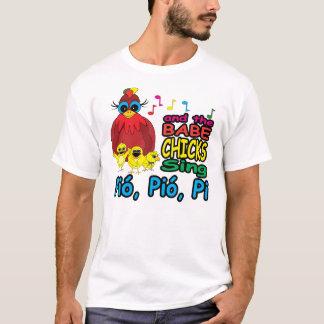 T-shirt Pio, Pio, pi