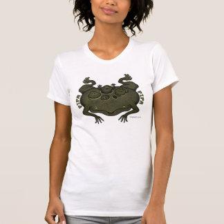 T-shirt Pipa de Pipa (crapaud de Surinam)