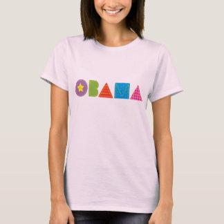 T-shirt piqué d'Obama