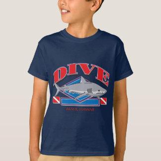 T-shirt Piqué Hawaï,
