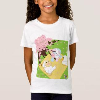 T-Shirt Pique-nique de célébration de ressort